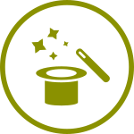 Eigenschaft Animation Icon